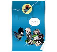 Gotham babies Poster