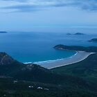 Blue Dawn - Wilsons Promontory by Timo Balk