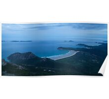 Blue Dawn - Wilsons Promontory Poster