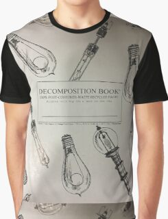 DECOMPOSTION BOOK Graphic T-Shirt