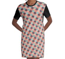 Scales Graphic T-Shirt Dress