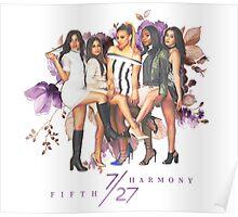 Fifth Harmony - 7/27 (Blossom) Poster