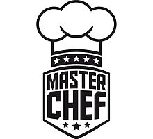 Cool Master Star Chef Logo by Style-O-Mat