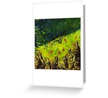 Untitled III Greeting Card