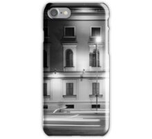 Facade and the lights iPhone Case/Skin