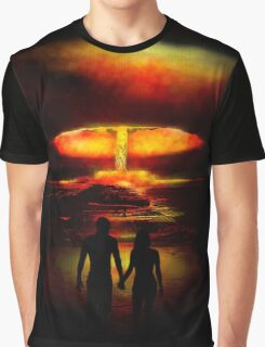 Love and War Graphic T-Shirt