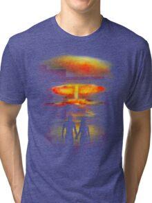 Love and War Tri-blend T-Shirt