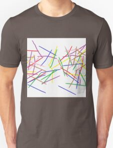 Slpash Art Unisex T-Shirt