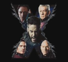 X-Men Days of Future Past by Schokky
