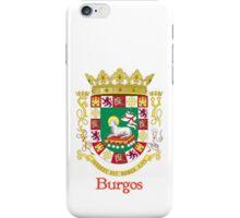 Burgos Shield of Puerto Rico iPhone Case/Skin