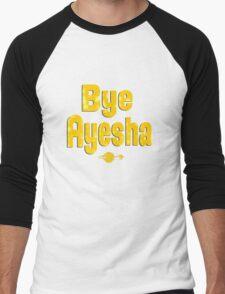 Bye Ayesha T shirt Men's Baseball ¾ T-Shirt