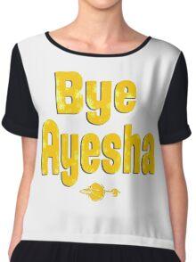 Bye Ayesha T shirt Chiffon Top