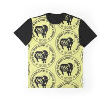 2015 YAK FILMS Graphic T-Shirt