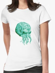 Cthulhu Womens Fitted T-Shirt