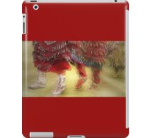 The Jingle Dress Dance iPad Case/Skin