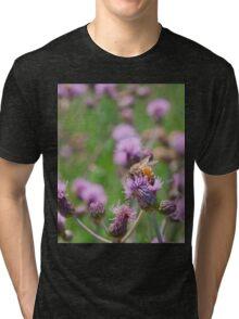 Nectar Fields Forever Tri-blend T-Shirt