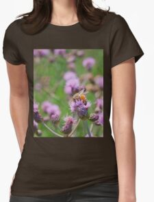 Nectar Fields Forever Womens Fitted T-Shirt