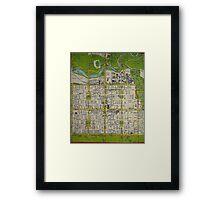 Adeliade City  Framed Print