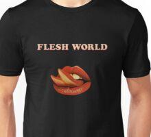 Flesh World logo Tee Unisex T-Shirt