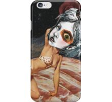 Starry landscape  iPhone Case/Skin