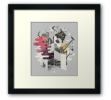 Jung at Heart Framed Print