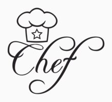 Head Chef's hat star T-Shirt