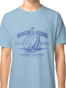 Dufresne & Redding Fishing Charters Classic T-Shirt