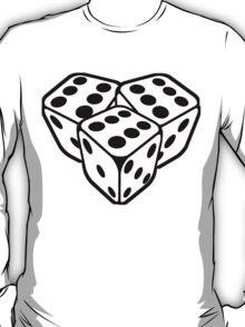 666 dice T-Shirt