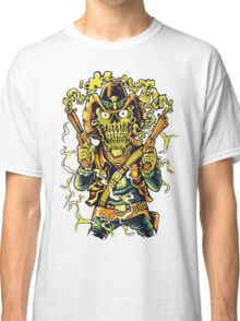 mad zombie Classic T-Shirt