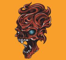 etheral skull by DARCNITEZ
