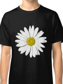 Large Daisy Summer Fashion Classic T-Shirt