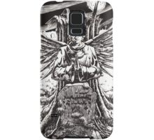 The Graveyard Book, 'The Ghoul Gate' - ink Samsung Galaxy Case/Skin