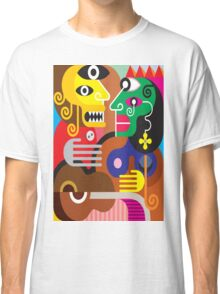 abstracto Classic T-Shirt