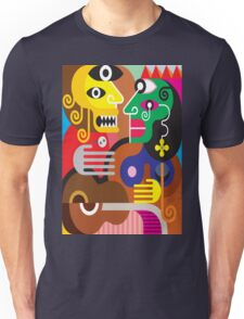 abstracto Unisex T-Shirt