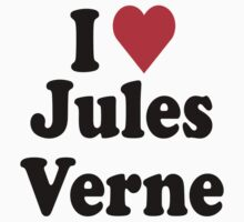 I Heart Love Jules Verne by HeartsLove