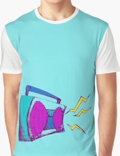 BOOMbox Graphic T-Shirt