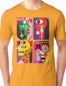 Abstracto 2 Unisex T-Shirt