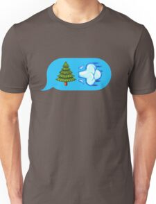 Blowing Trees Unisex T-Shirt