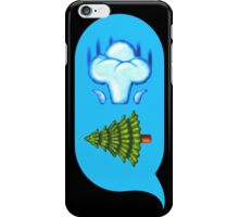 Blowing Trees iPhone Case/Skin