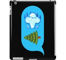 Blowing Trees iPad Case/Skin
