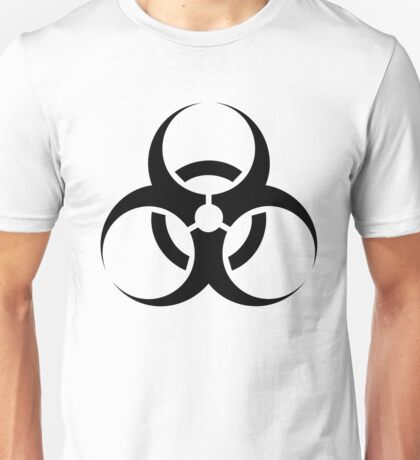 Hazmat Symbol Unisex T-Shirt