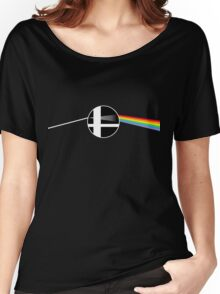 The Dark Side of The Smash Ball (SM4SH) Women's Relaxed Fit T-Shirt