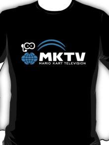 Mario Kart TV (White) T-Shirt