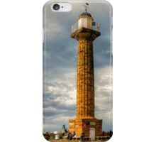 Whitby West Lighthouse iPhone Case/Skin