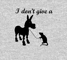 I Don't give a Rats Ass Funny Tees Unisex T-Shirt