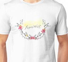 FEMINIST.  Unisex T-Shirt