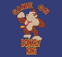 Game On Donkey Kong by dejones