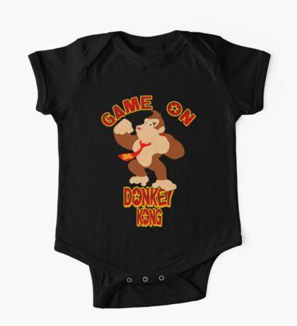 Game On Donkey Kong One Piece - Short Sleeve