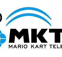 Mario Kart TV (Black) by PixelStampede