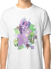 Twilight, Spike and Succulents Classic T-Shirt
